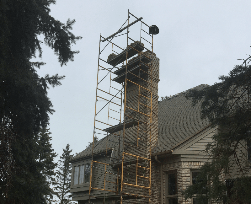 Chimney Cleaning / Sweep - Best Chimney and Roofing